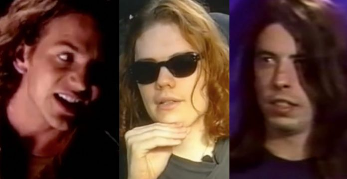 Billy Corgan Has Hilarious Nicknames For Eddie Vedder & Dave Grohl