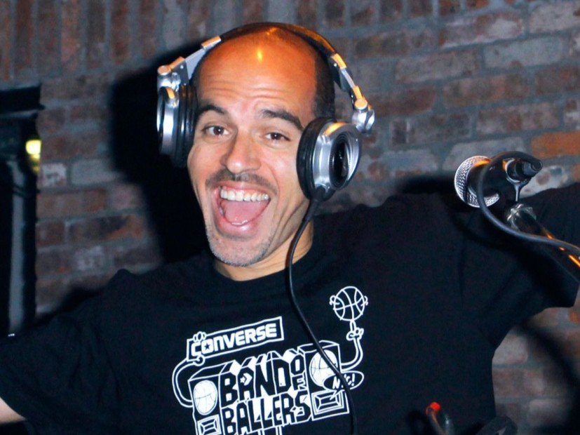 "Bobbito Garcia ""Bares All"" In ""Rock Rubber 45s"" Documentary"