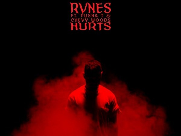 "#DXCLUSIVE: RVNES Embraces Red Darkness In Pusha T & Chevy Woods-Assisted ""Hurt"" Video"