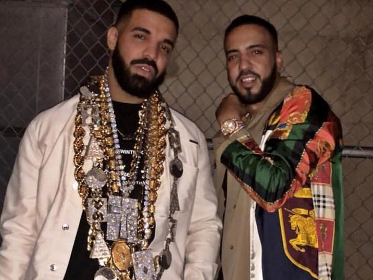 """Drake Disses Kanye West On French Montana's New Song """"No Stylist"""""""