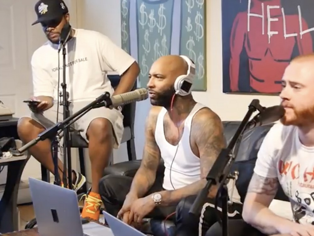 """Joe Budden To Eminem: """"I've Been Better Than You This Entire F**king Decade"""" –"""