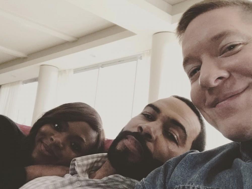 "Joseph ""Tommy"" Sikora Reunites W/ ""Power"" Cast For Season 6 Meeting: ""Angela Ain't Dead"" –"