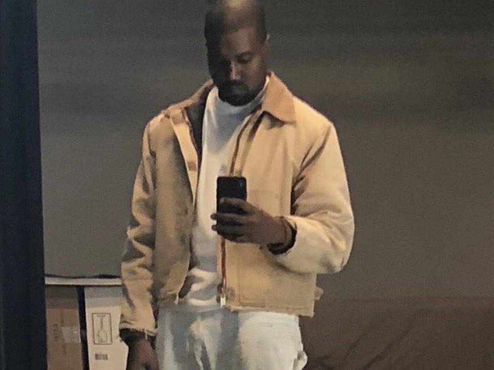 Kanye West Returns To Instagram & Gets Scenic AF W/ First Posts –