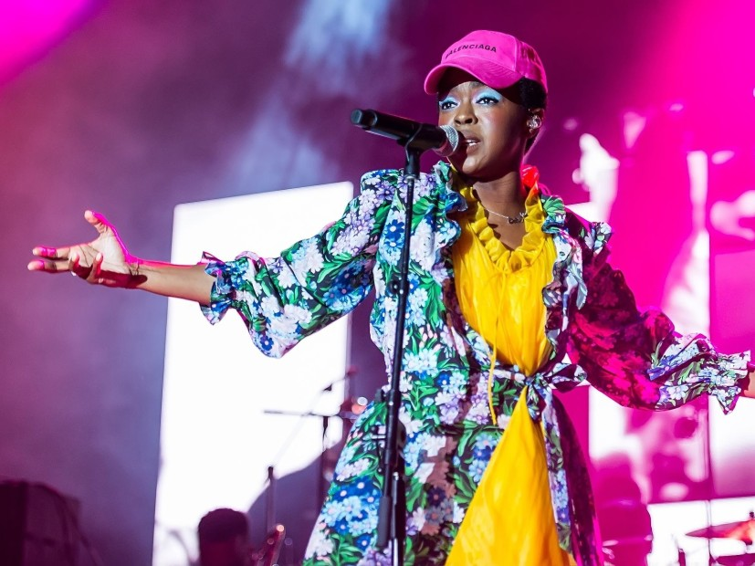 """Lauryn Hill Removes Santigold From """"Miseducation 20th Anniversary Tour"""""""