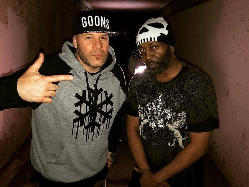 "Nine Drops Comeback Album ""King"" With Snowgoons"