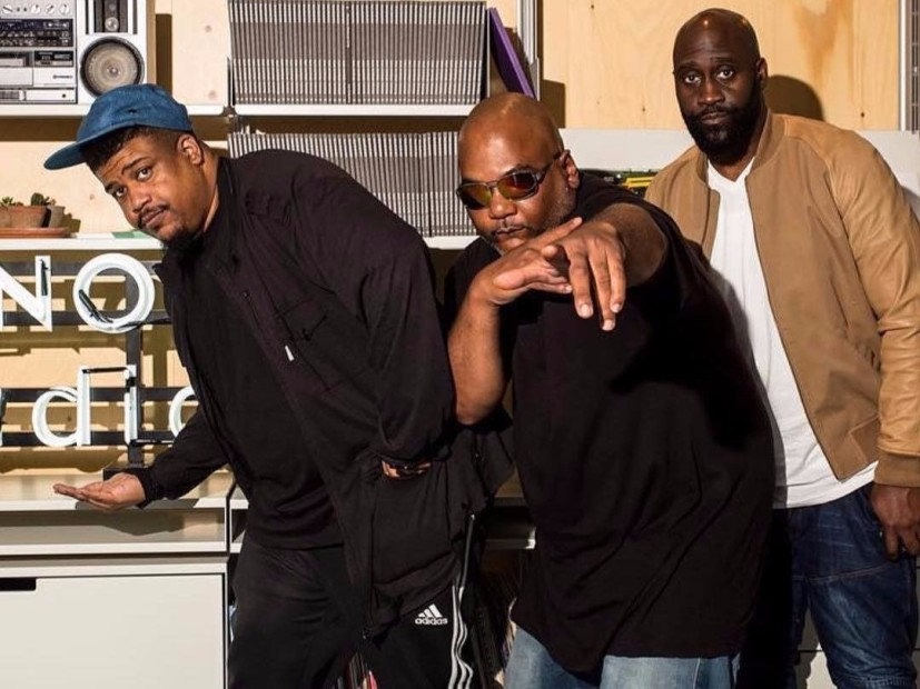 No, De La Soul's Entire Catalog Isn't On Bandcamp