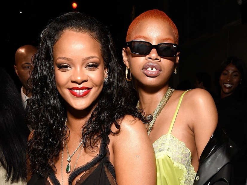 Pregnant Model Goes Into Labor During Rihanna's Savage X Fenty Lingerie Show
