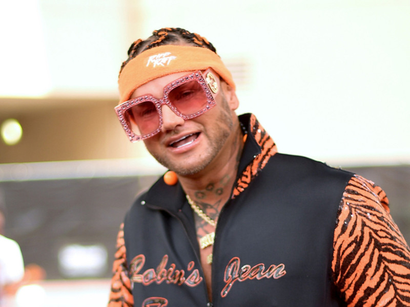 "RiFF RAFF Claims Eminem Is On His ""Vanilla Gorilla"" Album"