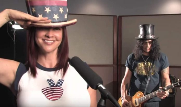 Slash Finally Settles Divorce, Judge Grants Bizarre Motion