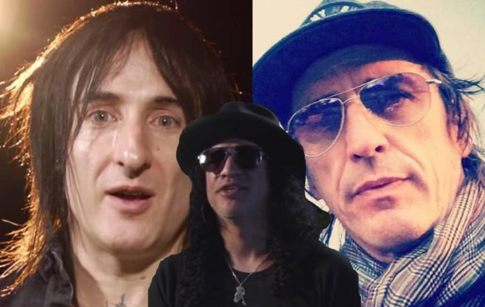 Slash Reveals If It's Awkward Playing With Izzy Stradlin Replacement