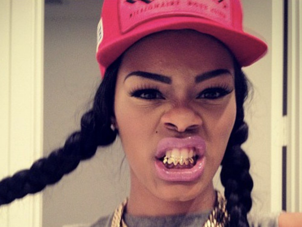 """Teyana Taylor Rips 50 Cent In Must-Read Power-Inspired Rant: """"Get Tha F**kin Strap"""" –"""