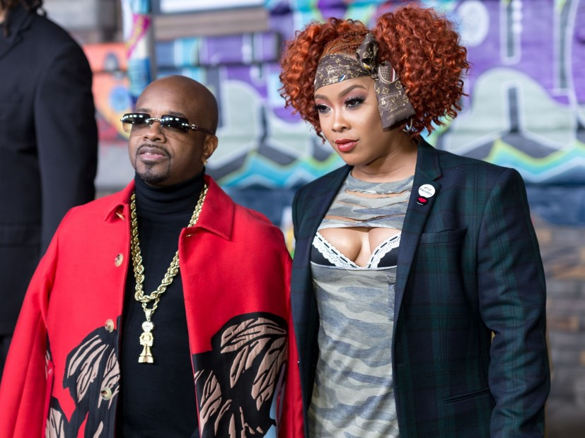 Da Brat's Assault Victim Demands To See Mariah Carey & Jermaine Dupri Receipts