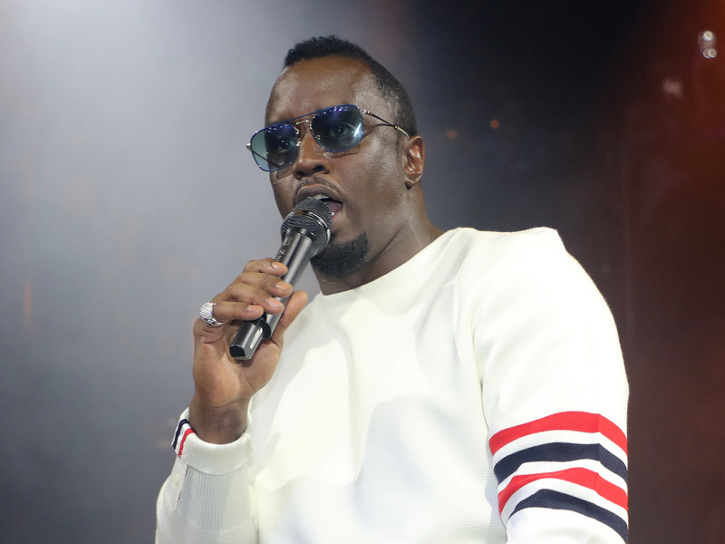 Diddy Pledges $1M For New Bronx Charter School