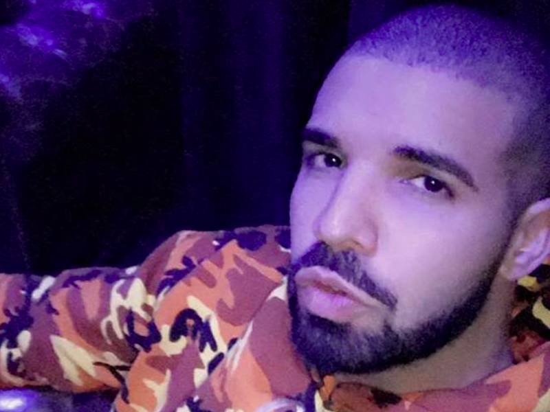"""Drake Nearly Loses It After Learning Adele Pulled Through To See Him: """"Don't F**king Get Me Gassed Right Now"""" –"""