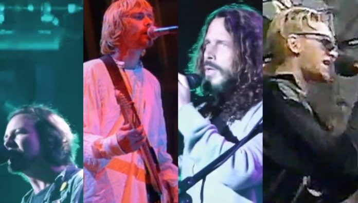 Eddie Vedder Reveals Fear Of Pearl Jam 'Burning Out' With Nirvana & Soundgarden