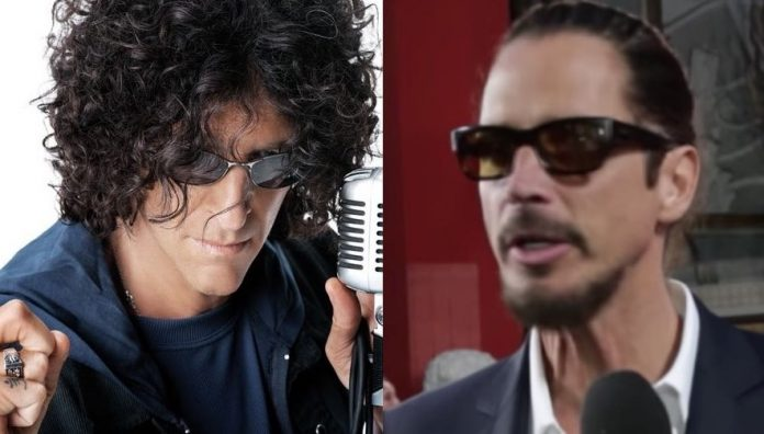 Howard Stern Releases Rare Chris Cornell Video: 'How Great Is This?'
