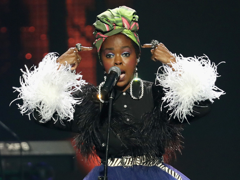 Lauryn Hill Reportedly Wins $65Ok Settlement After Suing Family Member