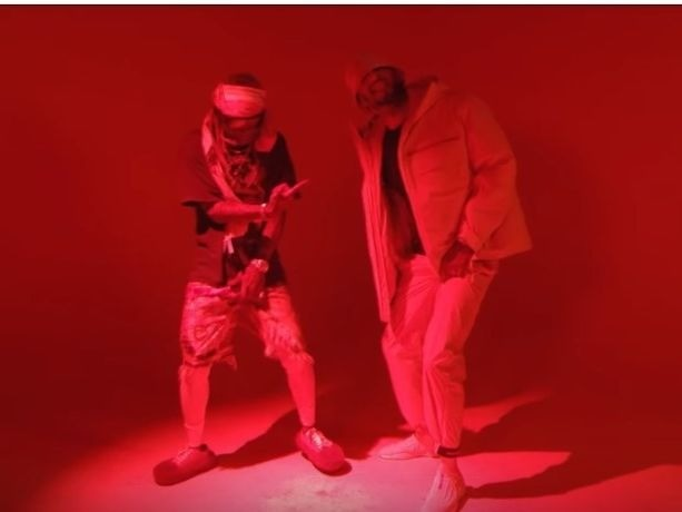 "Lil Wayne & Swizz Beatz Shake Things Up In ""Uproar"" Video"