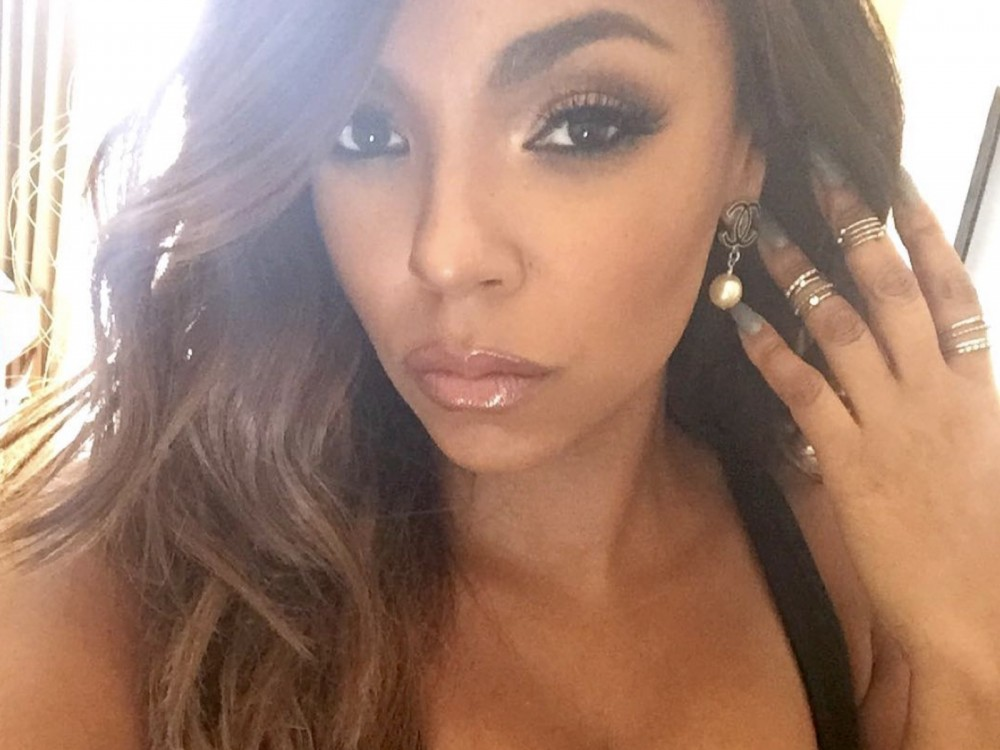 """Ashanti Shares Her Thickest Pics – Ever: """"Sporty"""" –"""