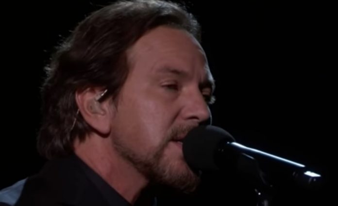 Eddie-Vedder-Receives-Vote-For-United-State-Senator