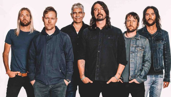 Foo Fighters Announce Massive 2019 Shows