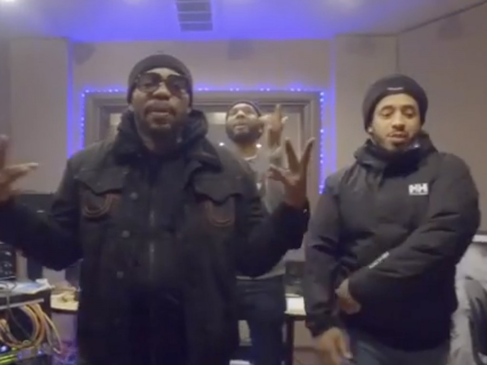 State Property Drop New Reunion Tour Freestyle & It's Fire AF –