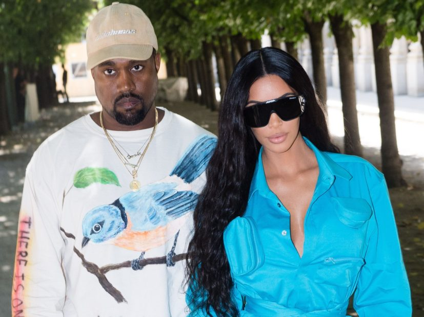Twitter Slams Kanye West & Kim Kardashian For Taking Private Boeing 747