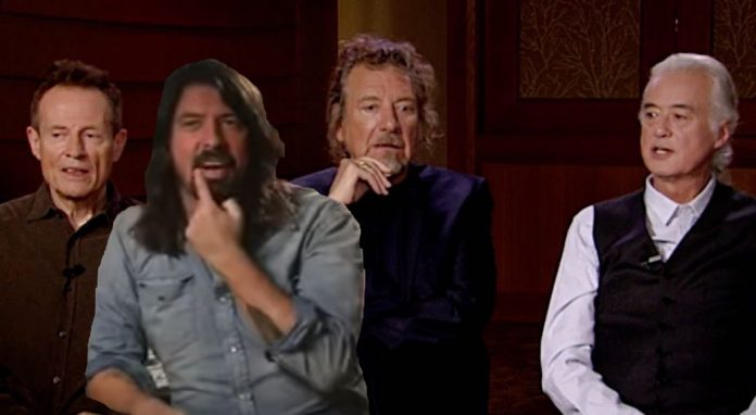 Watch-Dave-Grohl-Drum-Led-Zeppelin8217s-8220Immigrant-Song8221-For-First-Time
