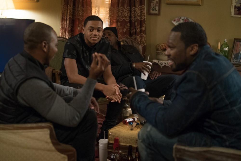 """Power"" Star Michael 'Tariq' Rainey Jr. On 50 Cent's Directorial Debut: ""It's Litttt"" –"