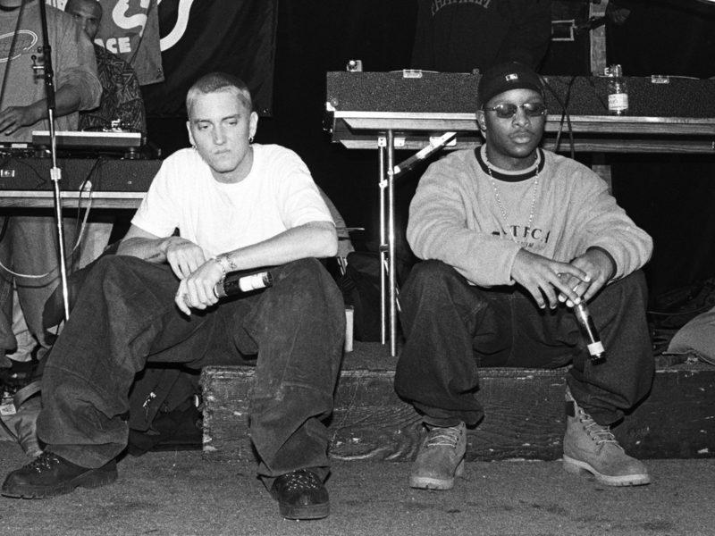 "Kid Vishis Hypes Potential Features For Eminem & Royce Da 5'9's ""Bad Meets Evil 2"""