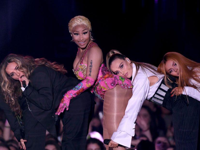 Nicki Minaj's Barbz Celebrate Cardi B & Offset's Looming Divorce