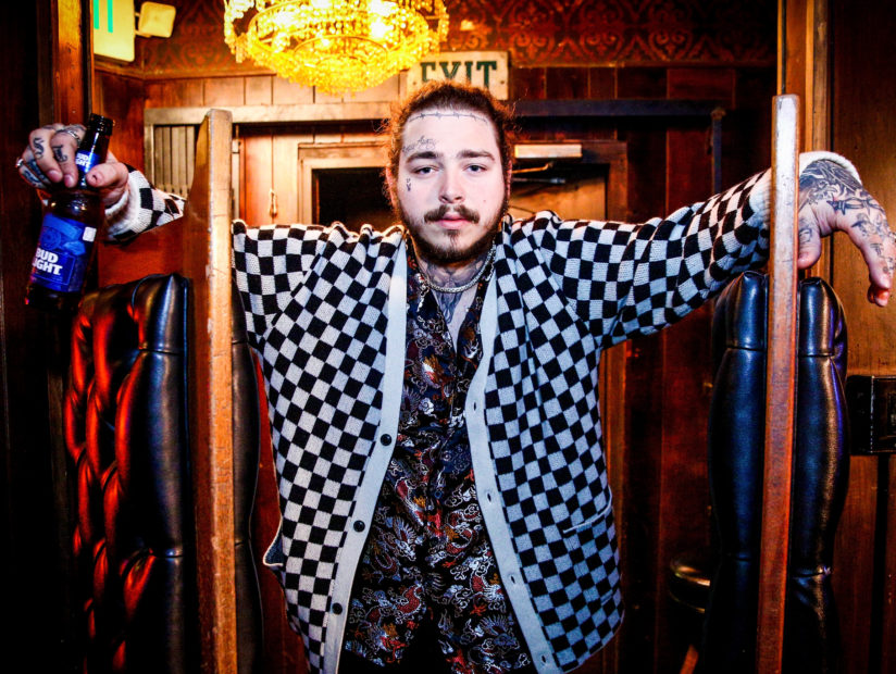 Post Malone To Perform With Aerosmith At Bud Light Super Bowl Music Festival