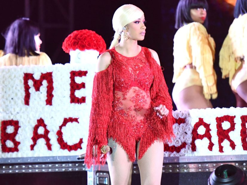 Rolling Loud Festival Denies Helping Offset Crash Cardi B's Headlining Set
