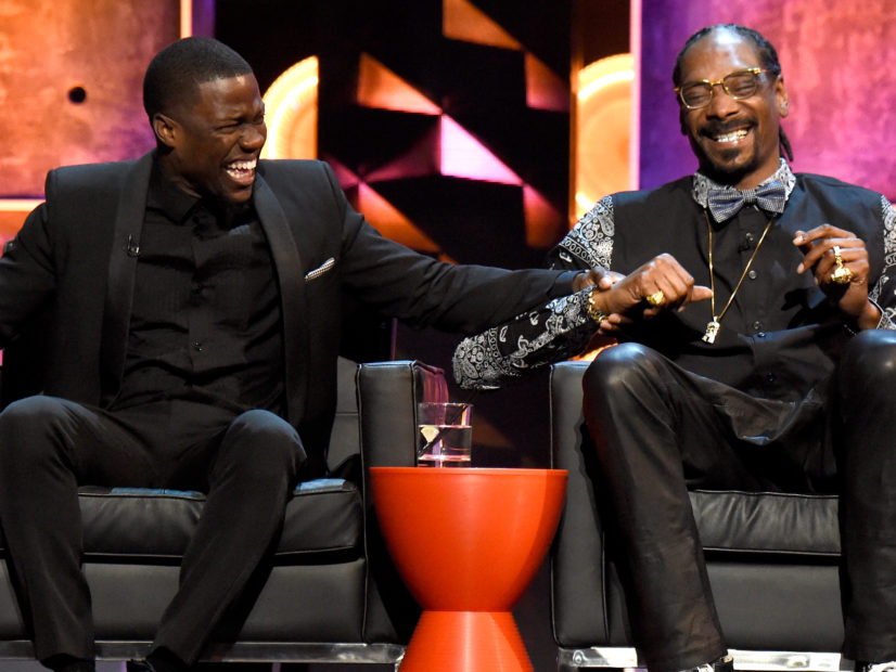 """Snoop Dogg Tells Oscars """"Suck A Dick Or Die Tryin'"""" Over Kevin Hart's Departure"""