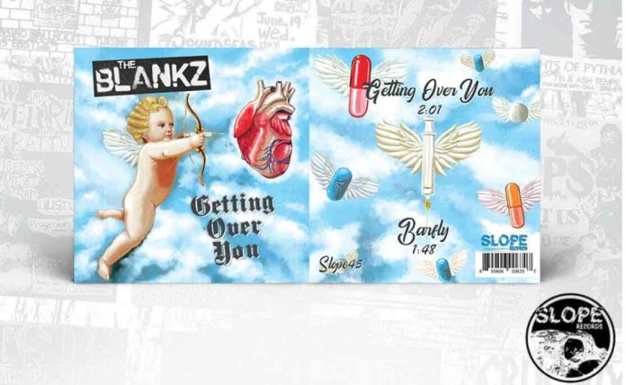 The Blankz 'Getting Over You' Is Ambitious Attack Of Blistering Punk Glory