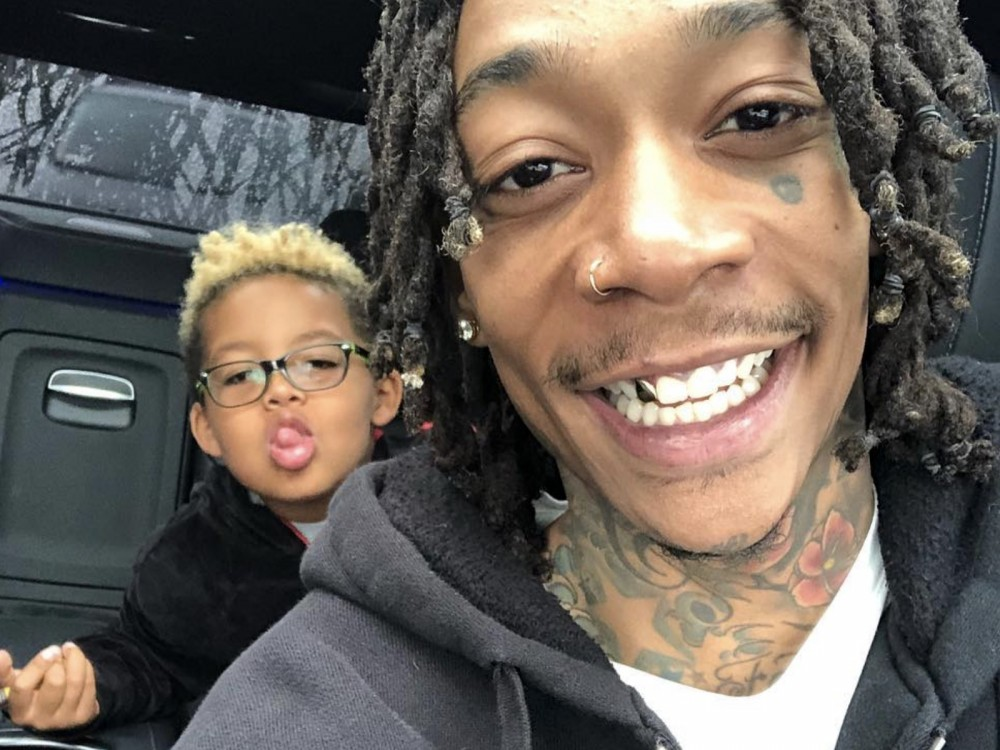 "Wiz Khalifa Reacts To The Internet Flaming The Way He Laughs: ""F*** YALL"" –"