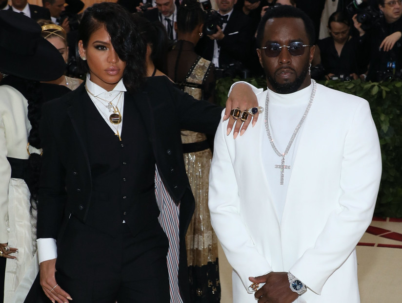 Diddy Reportedly Feels Betrayed By Cassie Dating Trainer He Hired