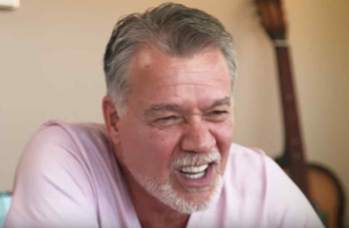 Eddie Van Halen Has Surprising Reaction To Creed Members Show