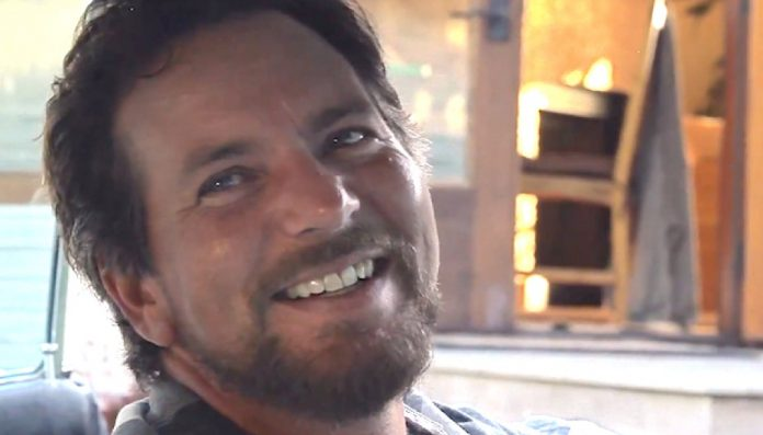 Eddie Vedder Photographed Partying With A-List Actors: 'Hard To Believe'