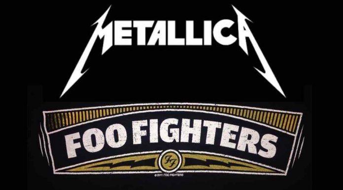 Foo Fighters & Metallica Secret Supergroup Revealed