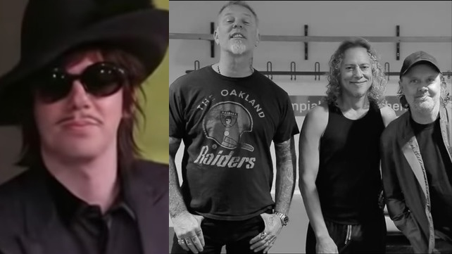 Metallica Reveal If Ghost's Tobias Forge Is Difficult To Be Around