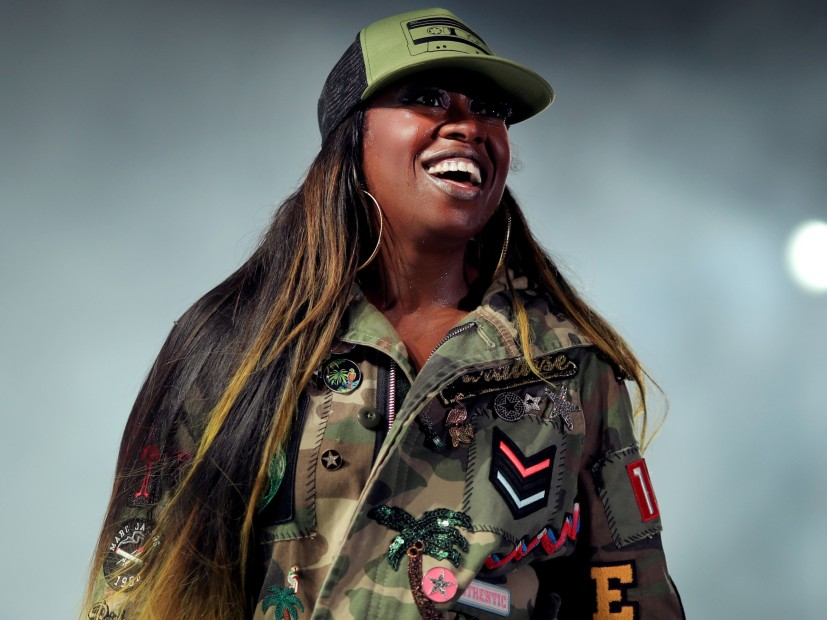 Missy Elliott Will Become 1st Female Hip Hop Artist Inducted Into Songwriters Hall Of Fame
