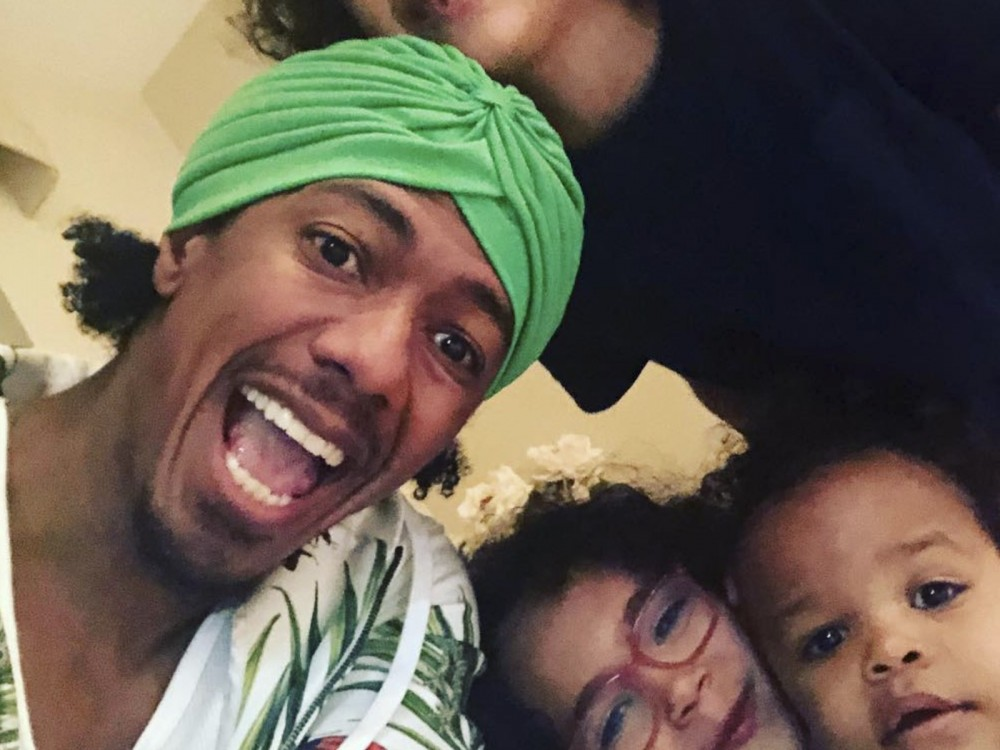 """Nick Cannon Spares R. Kelly: """"I'm Not Judging ANY Man For His Past Or His Private Actions"""" –"""