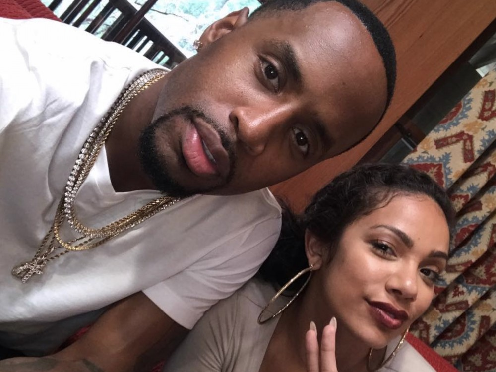 "Safaree To Erica Mena: ""I Can't Wait For You To Be My Wife"" –"