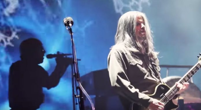 Tool Tease 'WTF' Special Guest On New Album In Video