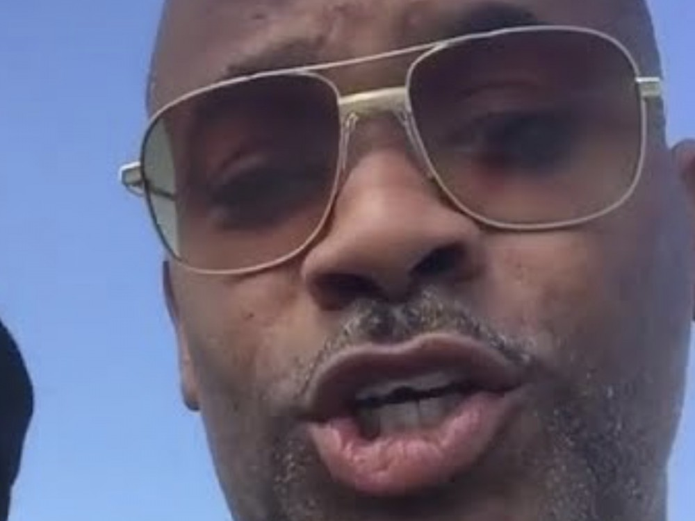 Watch: Dame Dash Shares Throwback Clip Explaining How Fast A Rapper Can Blow $1 Million –