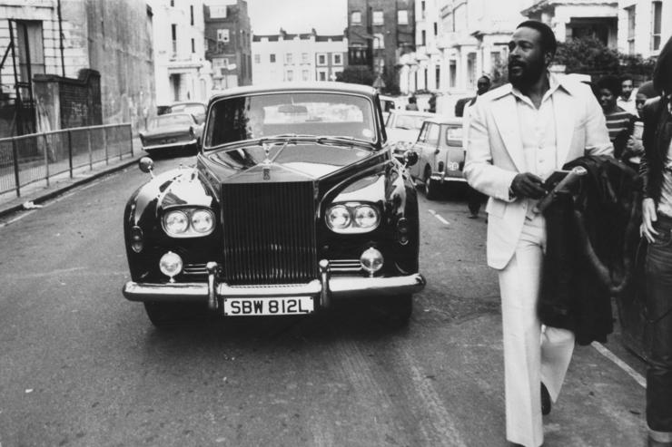 """Marvin Gaye's 1972 Lost Album """"You're The Man"""" Set For Release"""