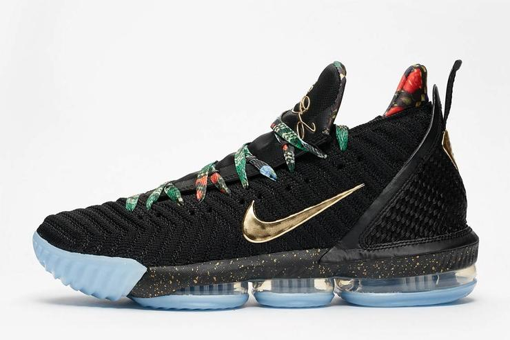 """Nike LeBron 16 """"Watch The Throne"""" Releasing This Sunday: New Images"""