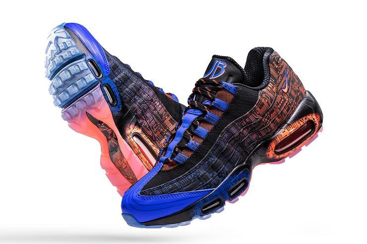 "2015 ""Doernbecher"" Nike Air Max 95 Releasing Again Tomorrow"