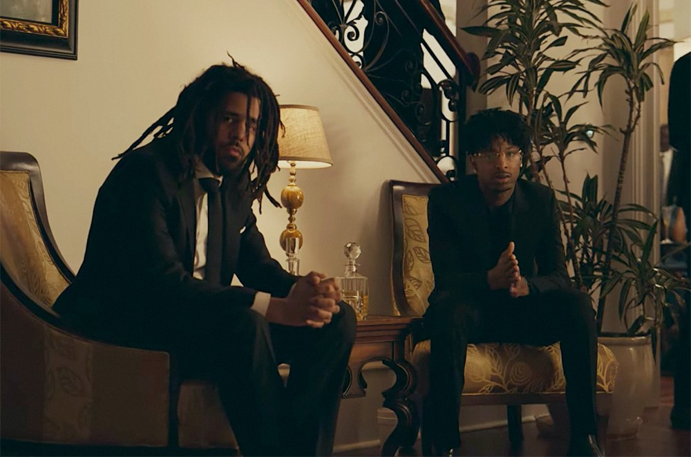 21 Savage and J. Cole Showcase the Ups & Downs Of Life in Powerful 'A Lot'  Watch